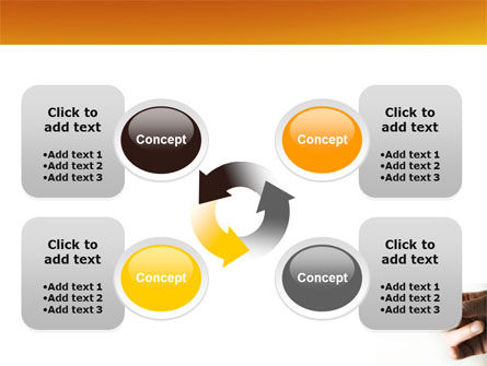 Help Key PowerPoint Template Slide 9