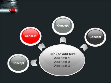 Scarlet Sails PowerPoint Template Slide 7