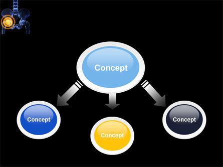 Joint Ache PowerPoint Template, Slide 4, 04040, Medical — PoweredTemplate.com