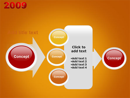 NY 2009 PowerPoint Template Slide 17
