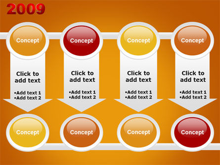 NY 2009 PowerPoint Template Slide 18