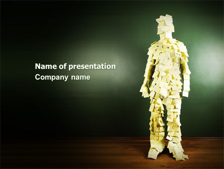 Reminder PowerPoint Template