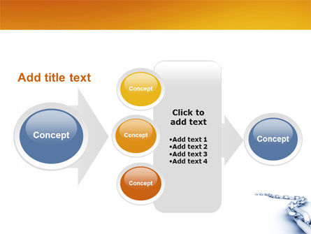 Chain PowerPoint Template Slide 17