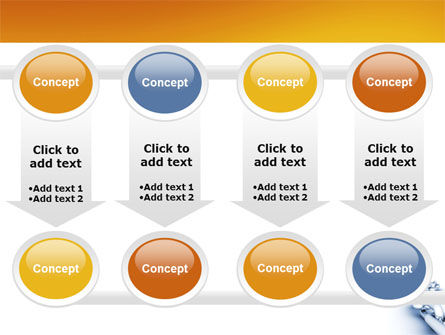 Chain PowerPoint Template Slide 18