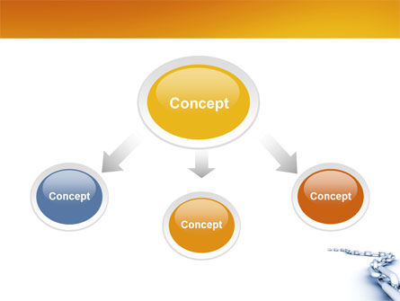Chain PowerPoint Template Slide 4