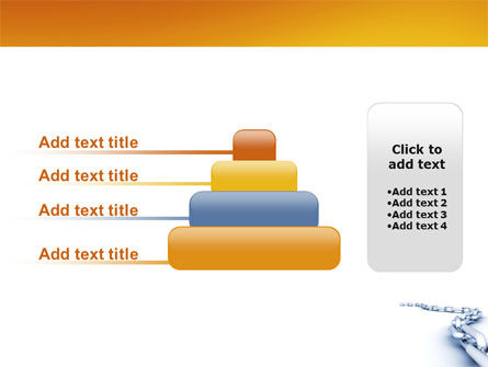 Chain PowerPoint Template Slide 8