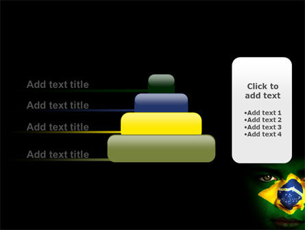 Face Of Brazil PowerPoint Template Slide 8