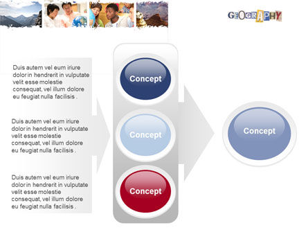 Geography Optional Course PowerPoint Template Slide 11