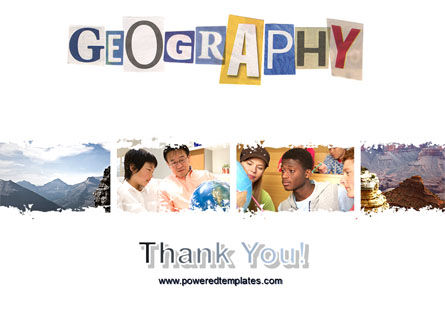 Geography Optional Course PowerPoint Template Slide 20