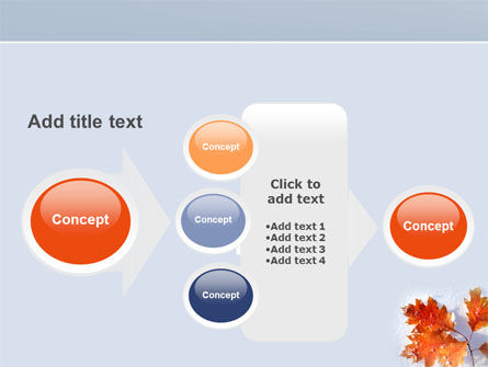 Late Autumn PowerPoint Template Slide 17