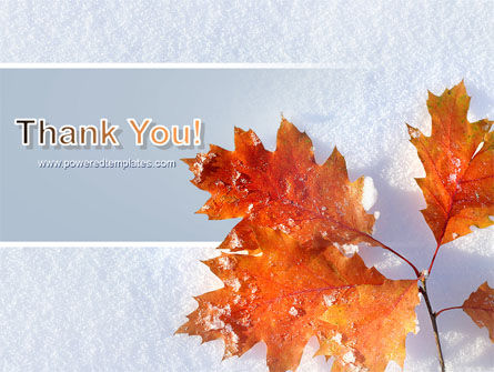 Late Autumn PowerPoint Template Slide 20