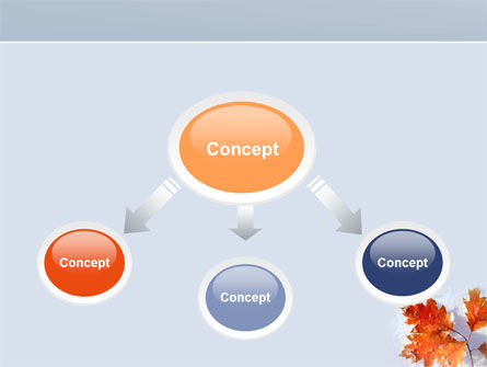 Late Autumn PowerPoint Template, Slide 4, 04062, Nature & Environment — PoweredTemplate.com