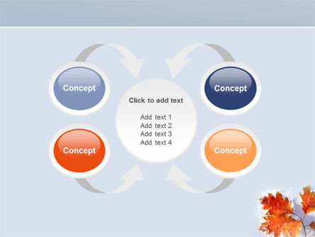 Late Autumn PowerPoint Template Slide 6