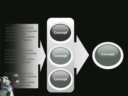 Arab-Israeli Conflict PowerPoint Template Slide 11