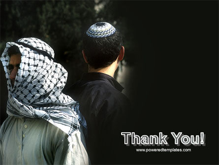 Arab-Israeli Conflict PowerPoint Template Slide 20