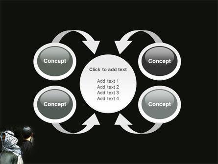 Arab-Israeli Conflict PowerPoint Template Slide 6