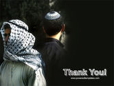 Arab-Israeli Conflict PowerPoint Template#20