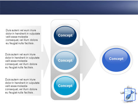 DNA Diagnostics PowerPoint Template Slide 11