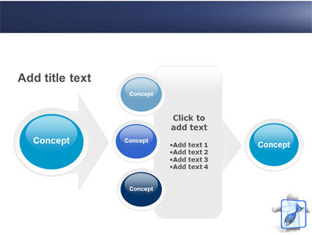 DNA Diagnostics PowerPoint Template Slide 17