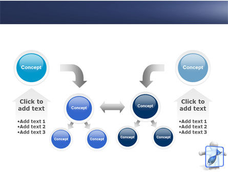 DNA Diagnostics PowerPoint Template Slide 19