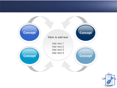 DNA Diagnostics PowerPoint Template Slide 6