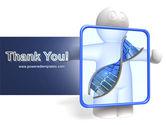 DNA Diagnostics PowerPoint Template#20
