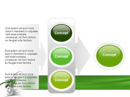Biogas PowerPoint Template Slide 11