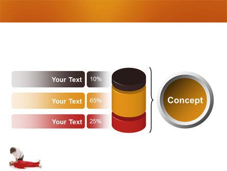 Cardiac Massage PowerPoint Template Slide 11