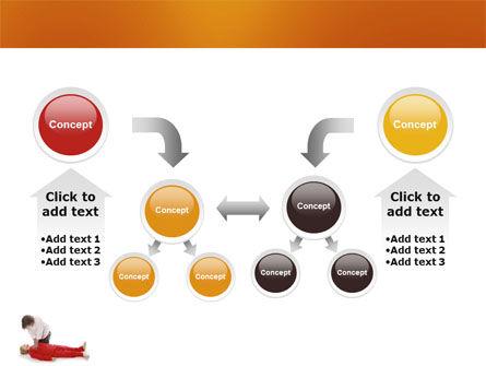 Cardiac Massage PowerPoint Template Slide 19
