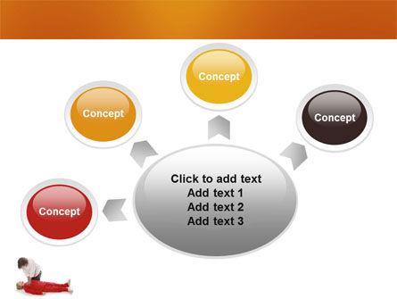 Cardiac Massage PowerPoint Template Slide 7