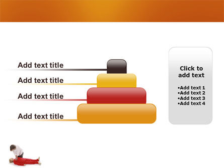 Cardiac Massage PowerPoint Template Slide 8