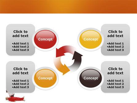 Cardiac Massage PowerPoint Template Slide 9