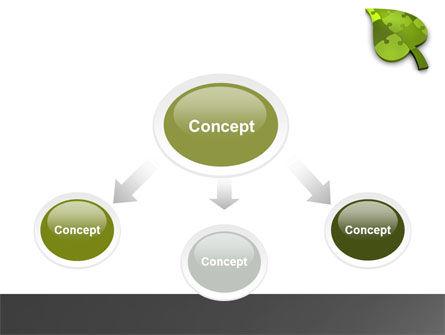 Green Ideas PowerPoint Template, Slide 4, 04090, Nature & Environment — PoweredTemplate.com