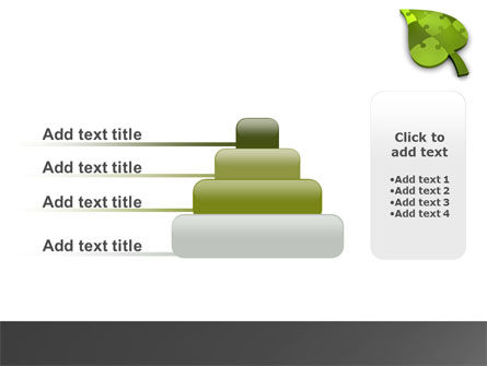 Green Ideas PowerPoint Template Slide 8