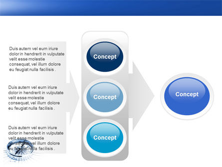 Choosing Direction PowerPoint Template Slide 11