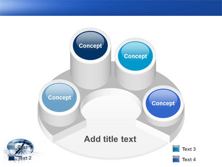 Choosing Direction PowerPoint Template Slide 12