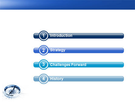 Choosing Direction PowerPoint Template, Slide 3, 04091, Business Concepts — PoweredTemplate.com