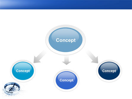 Choosing Direction PowerPoint Template, Slide 4, 04091, Business Concepts — PoweredTemplate.com