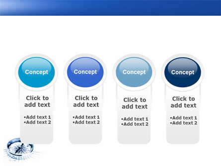 Choosing Direction PowerPoint Template Slide 5