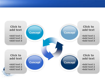 Choosing Direction PowerPoint Template Slide 9