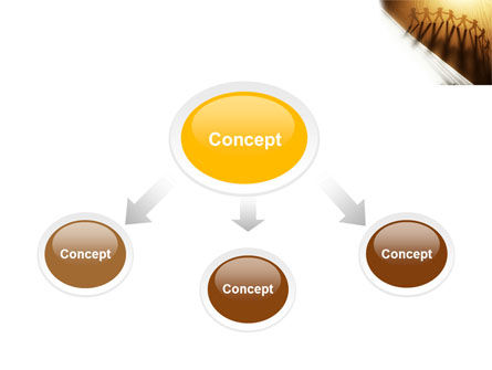 Mutual Assistance PowerPoint Template, Slide 4, 04092, Consulting — PoweredTemplate.com