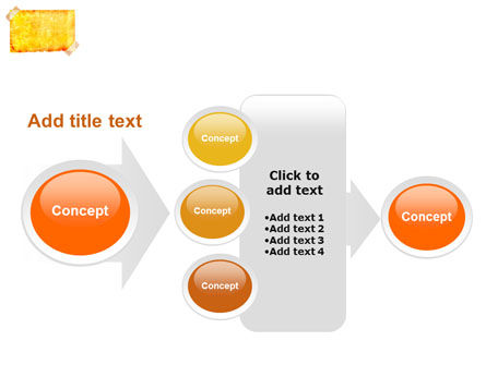Piece Of Butter Paper PowerPoint Template Slide 17