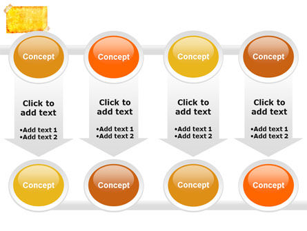 Piece Of Butter Paper PowerPoint Template Slide 18