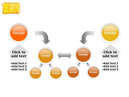 Piece Of Butter Paper PowerPoint Template Slide 19