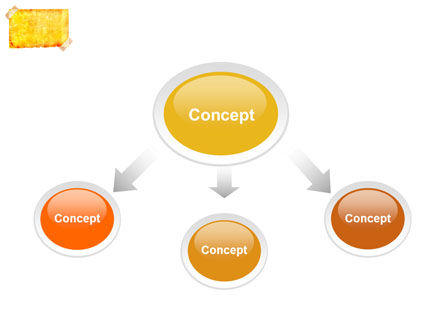 Piece Of Butter Paper PowerPoint Template Slide 4