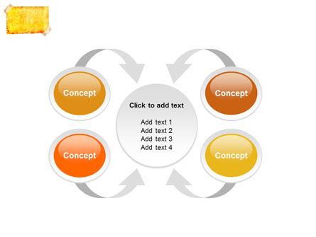 Piece Of Butter Paper PowerPoint Template Slide 6