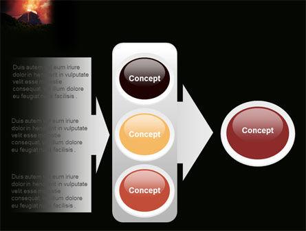 Eruption PowerPoint Template Slide 11