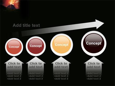 Eruption PowerPoint Template Slide 13