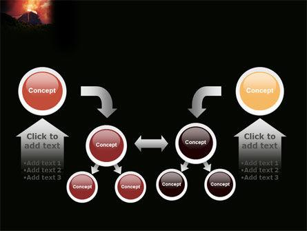 Eruption PowerPoint Template Slide 19