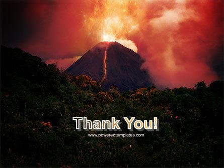 Eruption PowerPoint Template Slide 20
